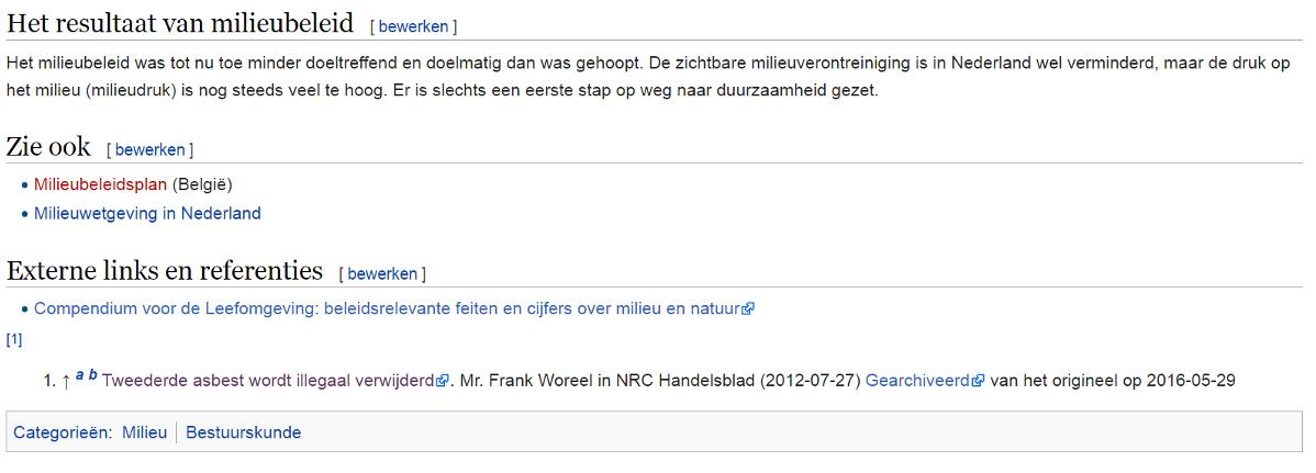 asbest milieubeleid wikipedia woreel
